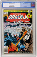 Bronze Age (1970-1979):Horror, Tomb of Dracula #50 (Marvel, 1976) CGC FN+ 6.5 Cream to off-whitepages....
