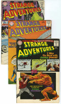 Silver Age (1956-1969):Science Fiction, Strange Adventures Group (DC, 1964-73).... (Total: 22 Comic Books)