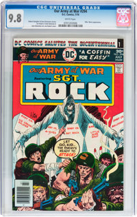 Our Army at War #294 (DC, 1976) CGC NM/MT 9.8 White pages