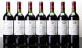 Red Bordeaux, Chateau Sociando Mallet 1995 . Haut Medoc. 3bn, 4ts, 4lscl, 1lwisl. Bottle (7). ... (Total: 7 Btls. )