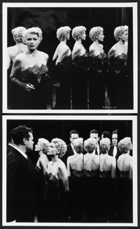 """The Lady from Shanghai by Robert Coburn (Columbia, 1947). Photos (2) (8"""" X 10""""). ... (Total: 2 Items)"""