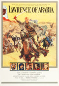 "Movie Posters:Academy Award Winners, Lawrence of Arabia (Columbia, 1962). Roadshow Poster (40"" X 60"")....."