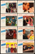 "Movie Posters:Romance, Sabrina (Paramount, 1954). Lobby Card Set of 8 (11"" X 14"").. ... (Total: 8 Items)"