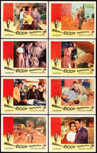 """Invasion of the Body Snatchers (Allied Artists, 1956). Lobby Card Set of 8 (11"""" X 14""""). ... (Total: 8 Items)"""