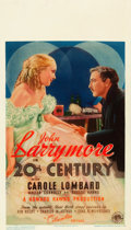"Movie Posters:Comedy, 20th Century (Columbia, 1934). Midget Window Card (8"" X 14"").. ..."