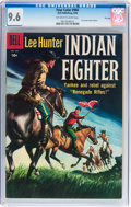 Silver Age (1956-1969):Western, Four Color #904 Lee Hunter Indian Fighter - File Copy (Dell, 1958)CGC NM+ 9.6 Off-white to white pages....