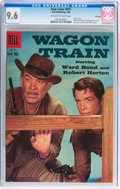 Silver Age (1956-1969):Western, Four Color #971 Wagon Trail - File Copy (Dell, 1959) CGC NM+ 9.6Off-white to white pages....