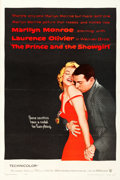 "Movie Posters:Romance, The Prince and the Showgirl (Warner Brothers, 1957). One Sheet (27"" X 41"").. ..."