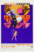 "Movie Posters:Science Fiction, Barbarella (Paramount, 1968). One Sheet (27"" X 41"") Style B.. ..."