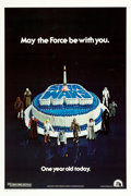 """Movie Posters:Science Fiction, Star Wars (20th Century Fox, 1978). One Sheet (27"""" X 41"""") HappyBirthday Style.. ..."""