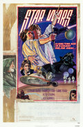 """Movie Posters:Science Fiction, Star Wars (20th Century Fox, 1978). One Sheet (27"""" X 41"""") Style D....."""