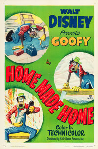 "Home Made Home (RKO, 1951). One Sheet (27"" X 41"")"