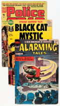 Golden Age (1938-1955):Miscellaneous, Harvey Golden and Silver Age Comics Group (Harvey, 1950s-'60s) Condition: Average VG+.... (Total: 13 Comic Books)