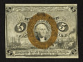 Fractional Currency:Second Issue, Fr. 1233 5¢ Second Issue New.. ...
