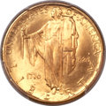 Commemorative Gold, 1926 $2 1/2 Sesquicentennial MS65+ PCGS. CAC....
