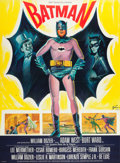 "Movie Posters:Action, Batman (20th Century Fox, 1966). French Grande (45.75"" X 62"").. ..."