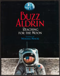 """Miscellaneous Collectibles:General, Buzz Aldrin Signed """"Reaching for the Moon"""" Book...."""