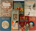 Books:Children's Books, [Children's Illustrated]. Domenico Gnoli, Fern Bisel Peat, andOthers. Group of Eight Books. Various publishers and editions...