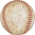 Autographs:Baseballs, 1934 New York Giants Team Signed Baseball....