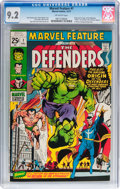 Bronze Age (1970-1979):Superhero, Marvel Feature #1 (Marvel, 1971) CGC NM- 9.2 Off-white pages....