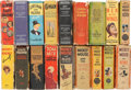 Big Little Book:Miscellaneous, Big Little Book Group (Whitman, 1930s) Condition: Average GD-....(Total: 18 Comic Books)