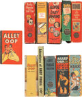 Big Little Book:Miscellaneous, Big Little Book Humor Group (Whitman, 1930s-40s) Condition: AverageFN/VF.... (Total: 10 Comic Books)