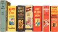 Big Little Book:Miscellaneous, Big Little Book Group (Whitman, 1930s-40s) Condition: AverageFN/VF.... (Total: 7 Comic Books)