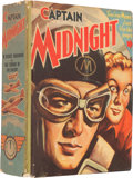 Big Little Book:Superhero, Big Little Book #1458 Captain Midnight (Whitman, 1942) Condition:FN/VF....