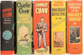 Big Little Book:Miscellaneous, Big Little Book Detective Related Group (Whitman, 1930s-40s)Condition: Average VF-.... (Total: 5 Comic Books)