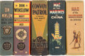 Big Little Book:Miscellaneous, Big Little Book Navy/Marines Related Group (Whitman, 1930s-40s)Condition: Average VF.... (Total: 5 Comic Books)