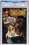 Bronze Age (1970-1979):Western, Tomahawk #132-135 CGC-Graded Group (DC, 1971) Condition: CGC VF 8.0.... (Total: 4 Comic Books)