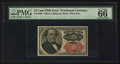 Fractional Currency:Fifth Issue, Fr. 1309 25¢ Fifth Issue PMG Gem Uncirculated 66EPQ.. ...