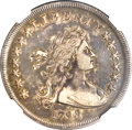 Early Dollars, 1798 $1 Large Eagle, Pointed 9, Close Date XF40 NGC. B-31a, BB-115,R.4....