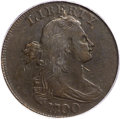 Large Cents, 1800/1798 1C First Hair Style VF35 PCGS. S-191, B-2, R.3....