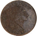 Large Cents, 1793 Chain 1C AMERICA -- Corroded, Tooled -- ANACS. S-3, B-4, LowR.3. Fine Details, Net Good 4....