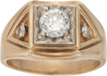 Music Memorabilia:Memorabilia, Elvis Presley Owned Diamond Ring....