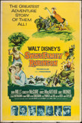 "Movie Posters:Adventure, Swiss Family Robinson & Others Lot (Buena Vista, 1960). Posters(5) (40"" X 60""). Adventure.. ... (Total: 5 Items)"