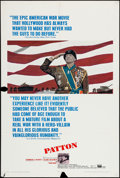 "Movie Posters:War, Patton & Other Lot (20th Century Fox, 1970). One Sheets (2)(27"" X 41""). War.. ... (Total: 2 Items)"
