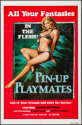 "Movie Posters:Sexploitation, Pin-Up Playmates (SRC Films, 1972). One Sheet (27"" X 41"").Sexploitation.. ..."