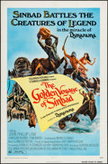 "Movie Posters:Fantasy, The Golden Voyage of Sinbad & Other Lot (Columbia, 1973). One Sheet (27"" X 41""). Fantasy.. ... (Total: 2 Items)"