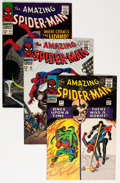 Silver Age (1956-1969):Superhero, The Amazing Spider-Man Group (Marvel, 1966-69) Condition: Average VF.... (Total: 20 Comic Books)