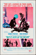 "Movie Posters:Academy Award Winners, In the Heat of the Night (United Artists, 1967). One Sheet (27"" X 41""). Academy Award Winners.. ..."