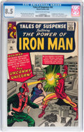 Silver Age (1956-1969):Superhero, Tales of Suspense #56 (Marvel, 1964) CGC VF+ 8.5 Cream to off-white pages....