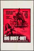 "Movie Posters:Exploitation, The Big Bust-Out & Other Lot (New World, 1973). One Sheets (2)(23"" X 34"" & 27"" X 41""). Exploitation.. ... (Total: 2 Items)"