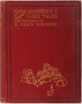 Books:Children's Books, W. Heath Robinson, illustrator. Hans Andersen's Fairy Tales.Hodder and Stoughton for Boots the Chemists, [n.d.]...