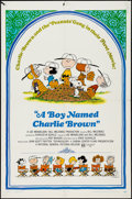 """Movie Posters:Animation, A Boy Named Charlie Brown (National General, 1969). One Sheet (27""""X 41""""). Animation.. ..."""