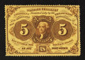 Fractional Currency:First Issue, Fr. 1228 5¢ First Issue Choice About New.. ...