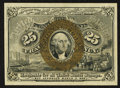 Fractional Currency:Second Issue, Fr. 1288 25¢ Second Issue Choice New.. ...