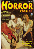 Pulps:Horror, Horror Pulp Group (Popular, 1934-36). Included are Dime Mystery Magazine September, 1934 (supple pages, white interior c... (Total: 2 Comic Books)