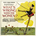 "Movie Posters:Drama, What's Wrong with the Women? (Equity Pictures, 1922). Six Sheet(81"" X 81""). The answer to this burning question posed by th..."